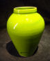 1983 Earthenware vase
